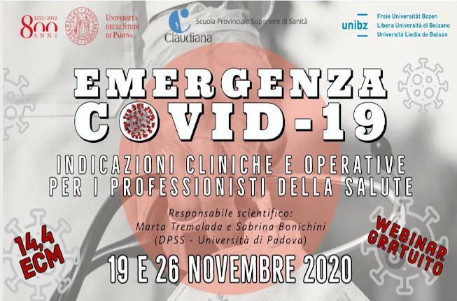 Collegamento a Emergenza COVID-19